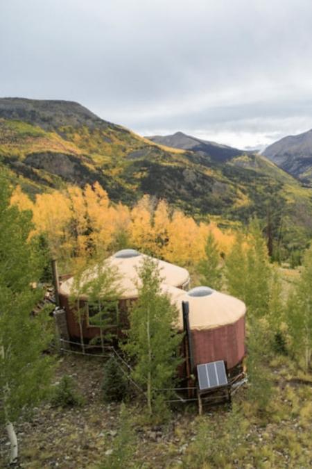 10 Colorado Yurts for an Epic Outdoor Getaway