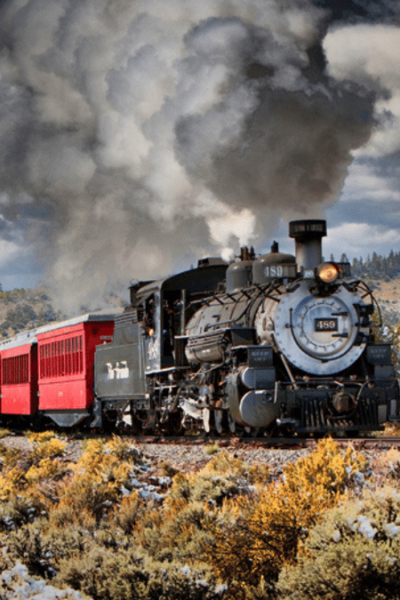 9 Stunning Train Rides in Colorado